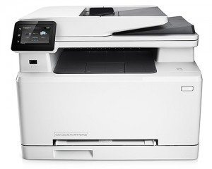 HP LaserJet M402n printer User Manual