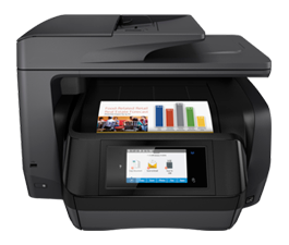 HP OfficeJet Pro 8710 Printer Connectivity
