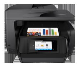 HP OfficeJet Pro 8710 Printer Connectivity