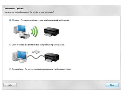 HP Office jet 5740 Network Connection|Wired 123.hp.com/oj5740