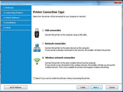 HP-OffieJet-250-Network-Connection